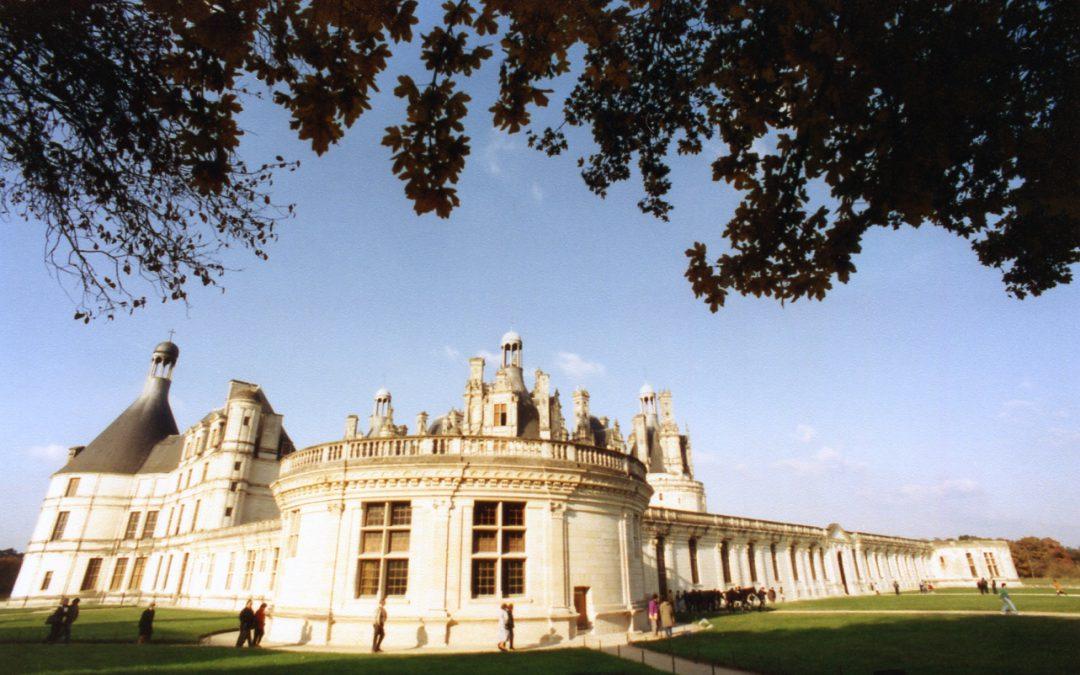 Dieses Chateau spielt eine Hauptnebenrolle …