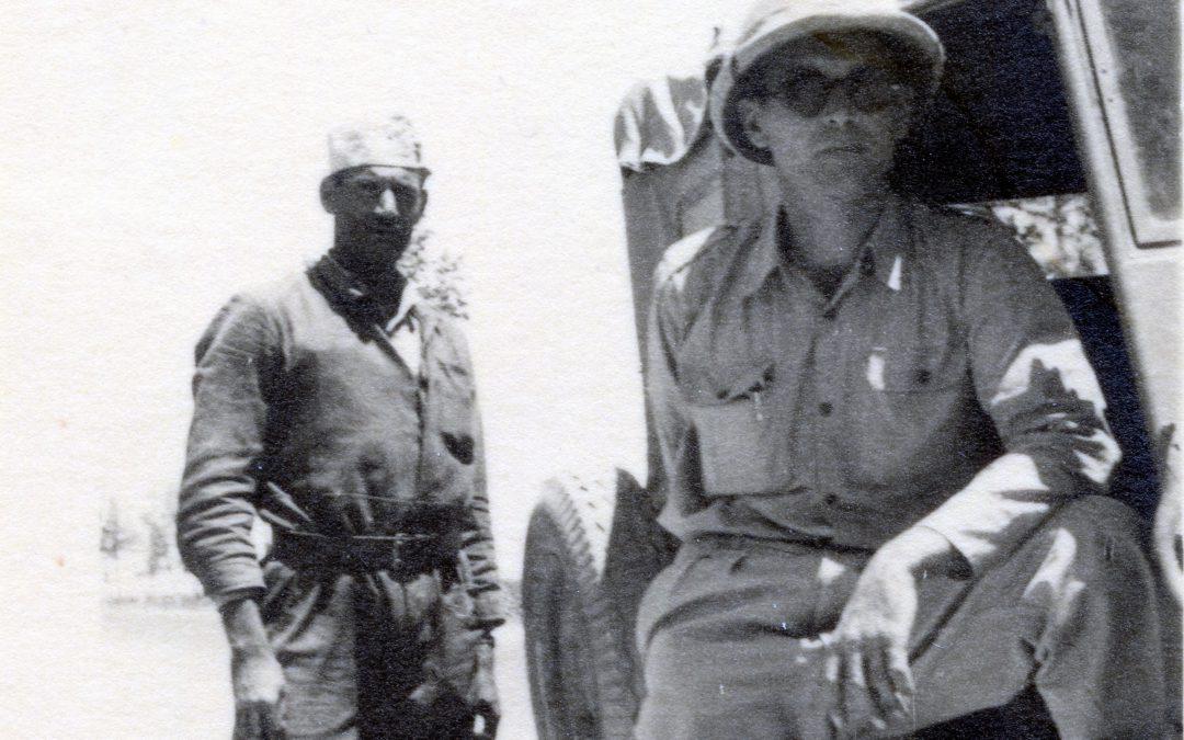 Franzosen gegen Franzosen im 2. Weltkrieg – Making of Limeray / Nr. 9
